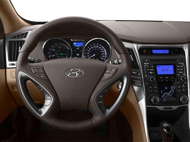2013 Hyundai Sonata Hybrid Limited In Shawnee, OK   Joe Cooper Chevrolet