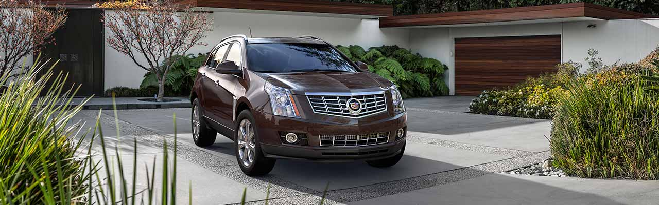 Page Released On 2016 Cadillac Srx