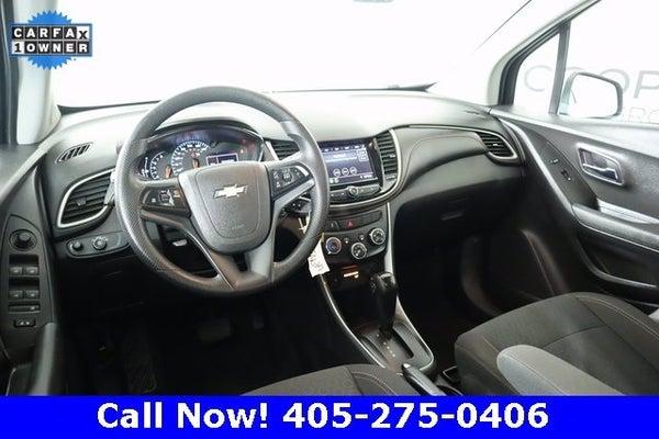 Joe Cooper Shawnee >> 2020 Chevrolet Trax LS in Shawnee, OK | Oklahoma City Chevrolet Trax | Joe Cooper Chevrolet