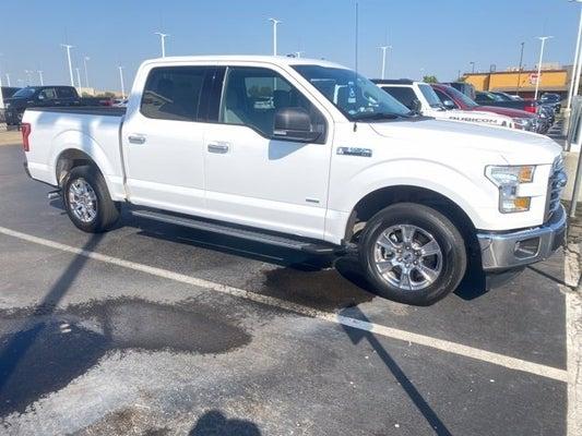 2017 Ford F 150 Xlt In Shawnee Ok Oklahoma City Ford F 150 Joe Cooper Chevrolet