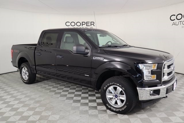 2017 ford f 150 xlt in shawnee ok oklahoma city ford f 150 joe cooper chevrolet. Black Bedroom Furniture Sets. Home Design Ideas